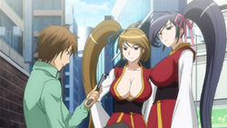 SEKIREI Pure Engagement   11   06