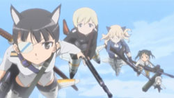 STRIKE WITCHES   01   05