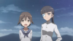 STRIKE WITCHES   01   Preview 01