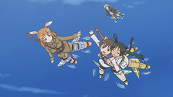 STRIKE WITCHES   09   14