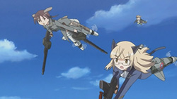 STRIKE WITCHES   09   36