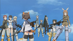 STRIKE WITCHES   12   21