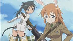 STRIKE WITCHES   12   30