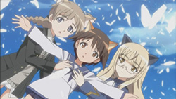 STRIKE WITCHES   12   41