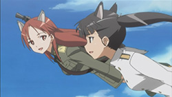 STRIKE WITCHES   12   45