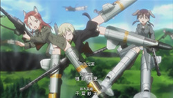 STRIKE WITCHES   12   Ending 01