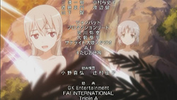 STRIKE WITCHES   12   Ending 04