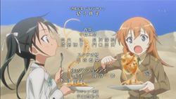 STRIKE WITCHES   12   Ending 05