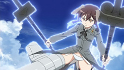 STRIKE WITCHES 2   01   12