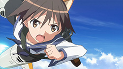 STRIKE WITCHES 2   02   09