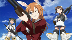 STRIKE WITCHES 2   02   22