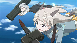 STRIKE WITCHES 2   02   25