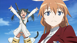 STRIKE WITCHES 2   02   33