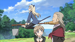STRIKE WITCHES 2   03   13