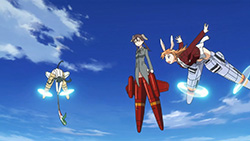STRIKE WITCHES 2   04   18