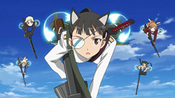STRIKE WITCHES 2   04   24