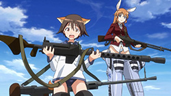 STRIKE WITCHES 2   05   30