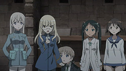 STRIKE WITCHES 2   07   22