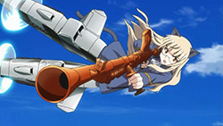 STRIKE WITCHES 2   08   05