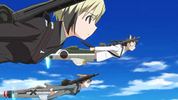 STRIKE WITCHES 2   08   25