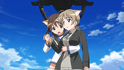 STRIKE WITCHES 2   08   31