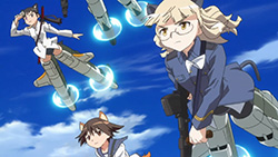 STRIKE WITCHES 2   09   03