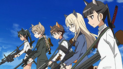 STRIKE WITCHES 2   10   27