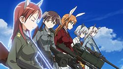 STRIKE WITCHES 2   10   28