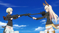 STRIKE WITCHES 2   10   35