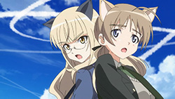 STRIKE WITCHES 2   11   26