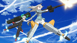 STRIKE WITCHES 2   11   29