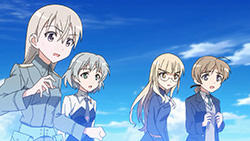 STRIKE WITCHES 2   12   14