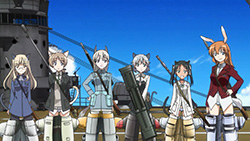 STRIKE WITCHES 2   12   16
