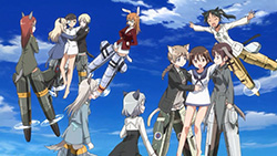 STRIKE WITCHES 2   12   36