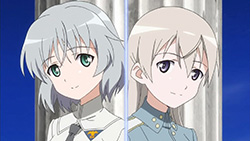 STRIKE WITCHES 2   OP   03