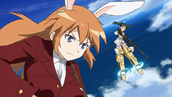 STRIKE WITCHES 2   OP   04