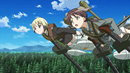 STRIKE WITCHES The Movie   096