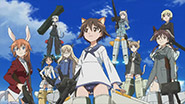 STRIKE WITCHES The Movie   129