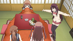 Saki Achiga hen episode of Side A   02   04