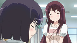 Saki Achiga hen episode of Side A   02   11