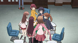 Saki Achiga hen episode of Side A   02   26