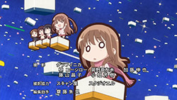 Saki Achiga hen episode of Side A   ED   02