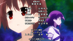 Saki Achiga hen episode of Side A   ED3   02