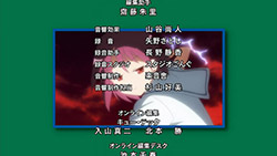 Saki Achiga hen episode of Side A   OP   03