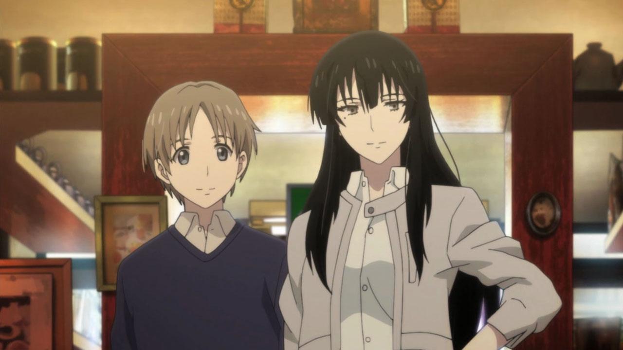 Sakurako-san no Ashimoto ni wa Shitai ga Umatteiru - 07