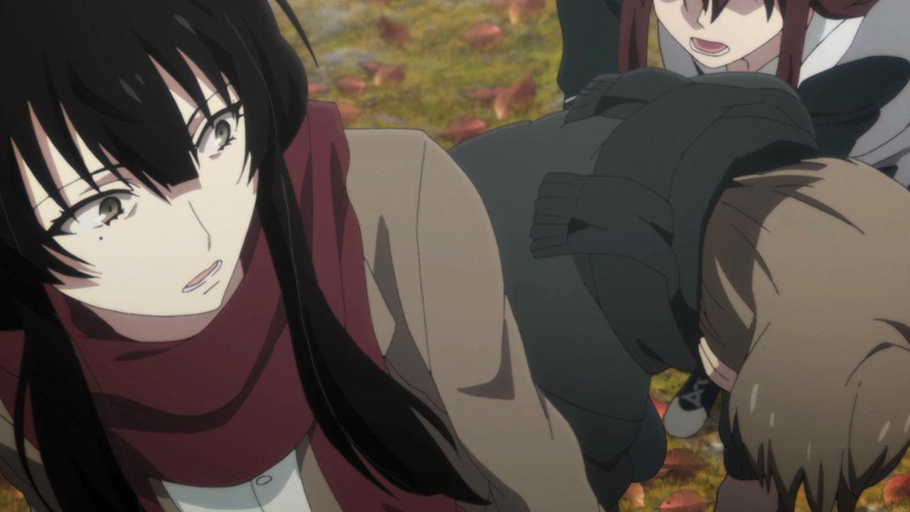 Sakurako-san no Ashimoto ni wa Shitai ga Umatteiru - 10