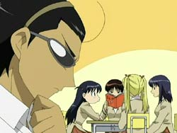 School Rumble Ni Gakki   12   13