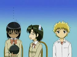 School Rumble Ni Gakki   14   26
