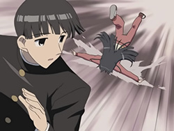School Rumble San Gakki   25   07