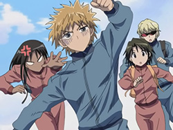 School Rumble San Gakki   25   12